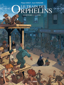 Couverture de la BD Le train des orphelins T.05