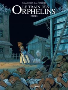 Le train des orphelins T.06 - Couverture