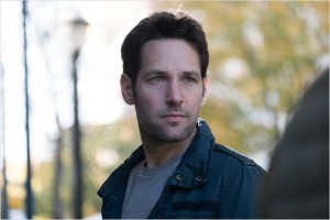 Paul Rudd incarnant Ant-Man