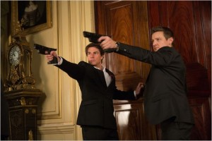 Ethan Hunt & William Brandt