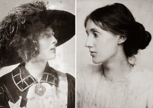 Vita Sackville-West & Virginia Woolf