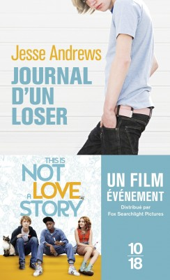 Journal d'un loser - Couverture