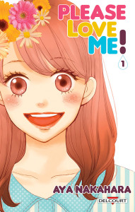 Please love me ! T.01 - Couverture