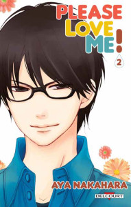Please love me ! T.02 - Couverture