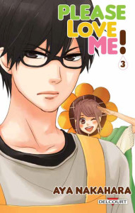 Please love me ! T.03 - Couverture