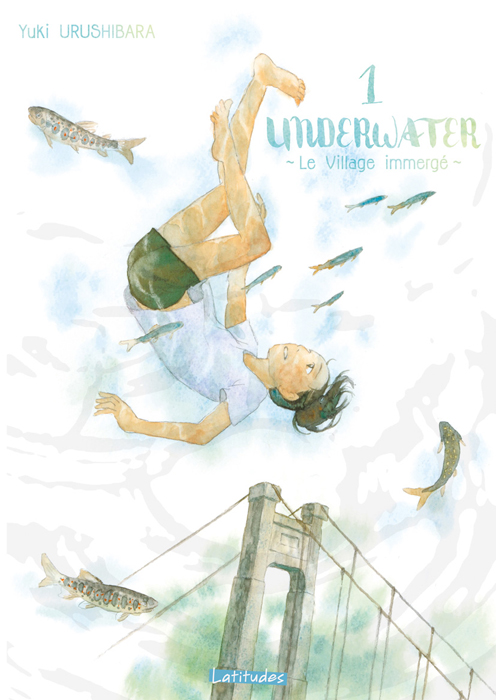 Underwater T.01 - Couverture