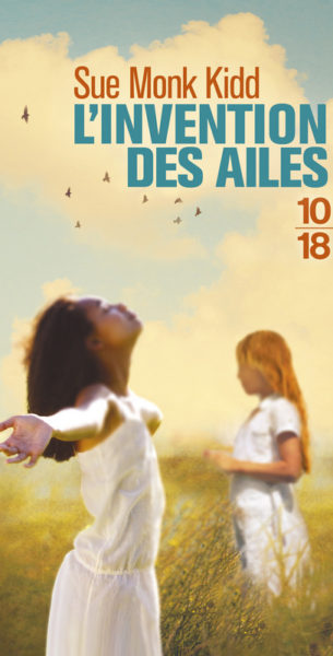 L'invention des ailes - Couverture