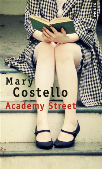 Academy Street - Couverture