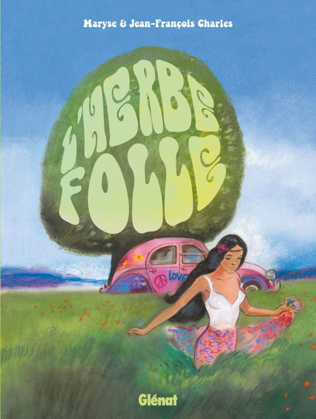 L'herbe folle - Couverture