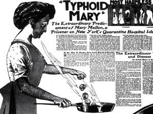 Mary Thypoid - Image