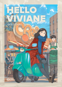 Hello Viviane - Couverture