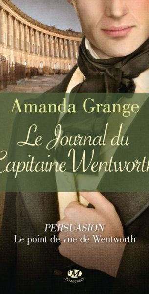 Le Journal du Capitaine Wentworth - Couverture
