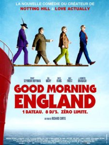 Good Morning England - Affiche