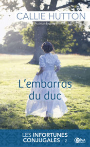 Les Infortunes conjugales T.02 L'embarras du duc - Couverture