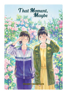 That Moment Maybe - Couverture