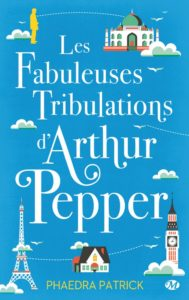 Les Fabuleuses Tribulations d'Arthur Pepper - Couverture