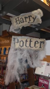 Décoration Harry Potter