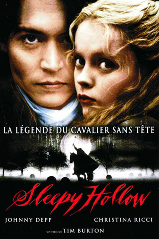Sleepy Hollow - Affiche