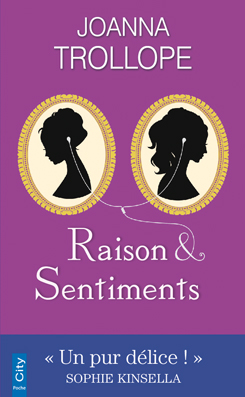 Raison & Sentiments - Trollope - Couverture
