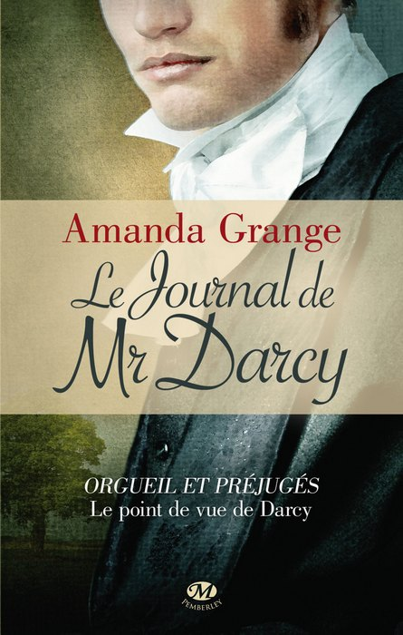 Le Journal de Mr Darcy - Couverture