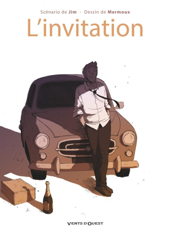 L'invitation - Couverture