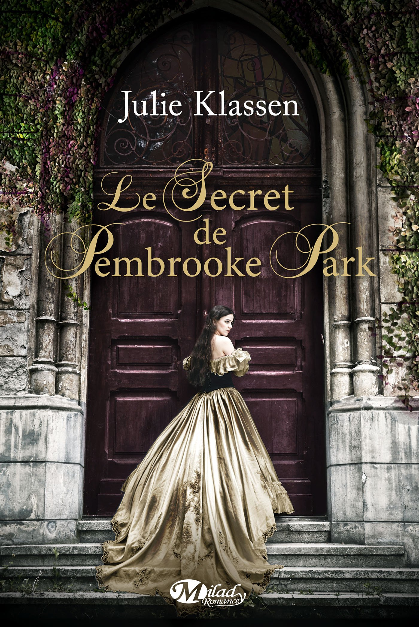 Le secret de Pembrooke Park - Couverture