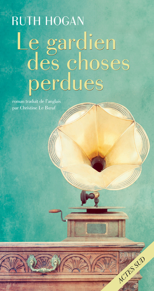 Le gardien des choses perdues - Couverture