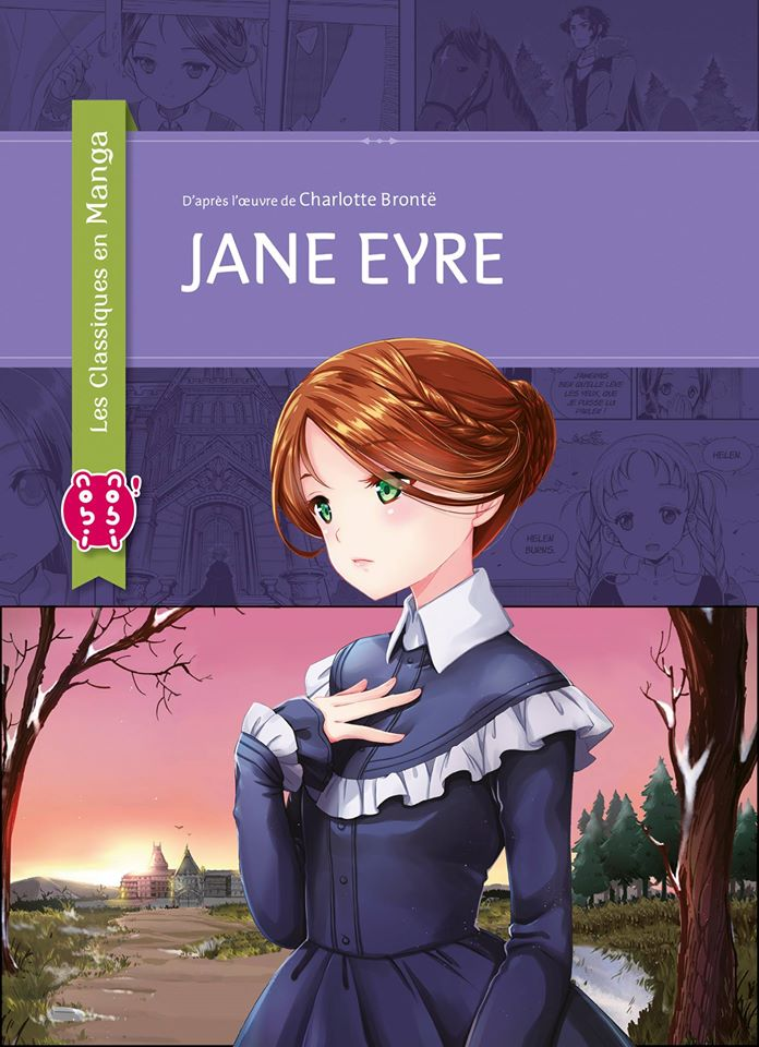 Jane Eyre - Couverture