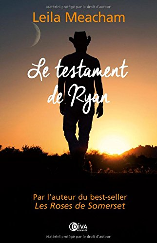 Le testament de Ryan - Couverture