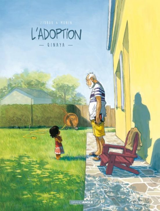 L'adoption T.01 - Couverture