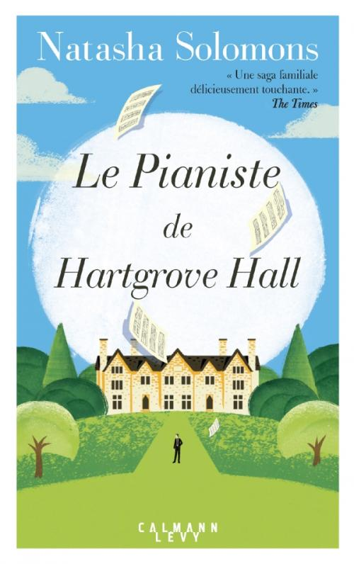 Le Pianiste d'Hartgrove Hall - Couverture