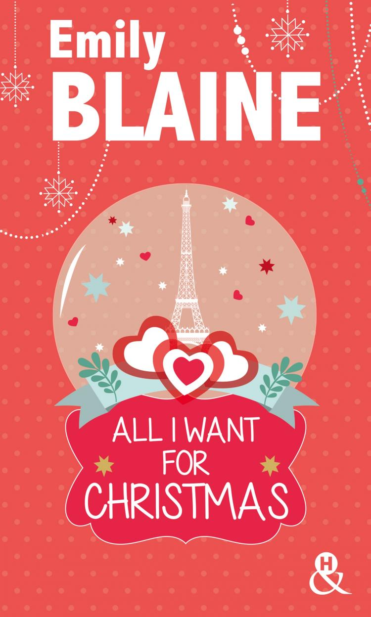 All I want for Christmas - Couverture
