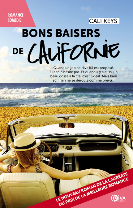 Bons baisers de Californie - Couverture