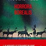 Horrora borealis - Couverture