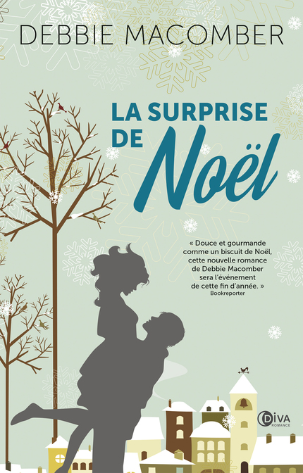 La surprise de Noël - Couverture
