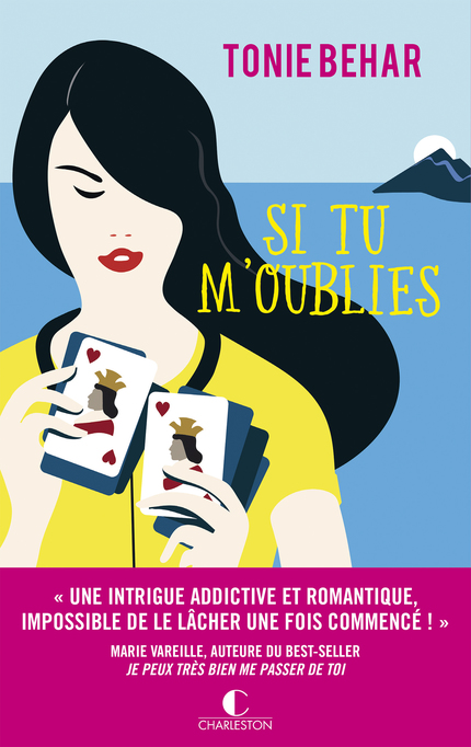 Si tu m'oublies - Couverture