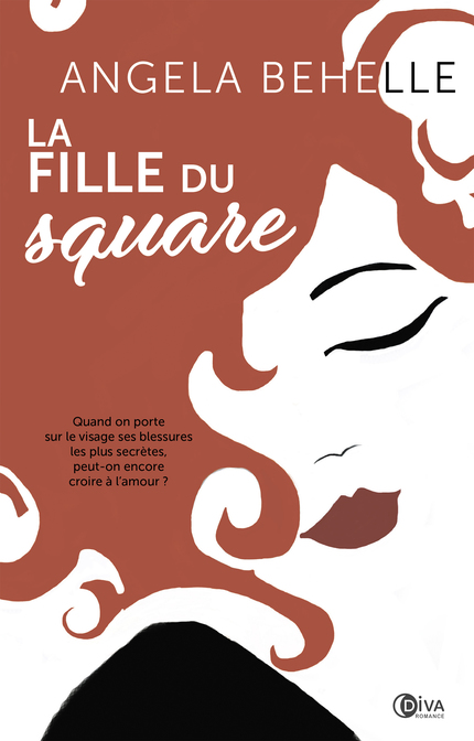 La fille du square - Couverture