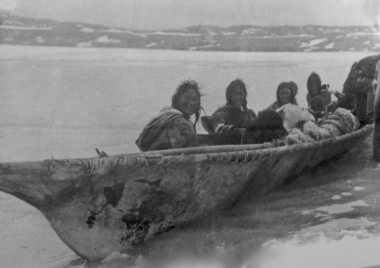 Photo Kayak Inuit