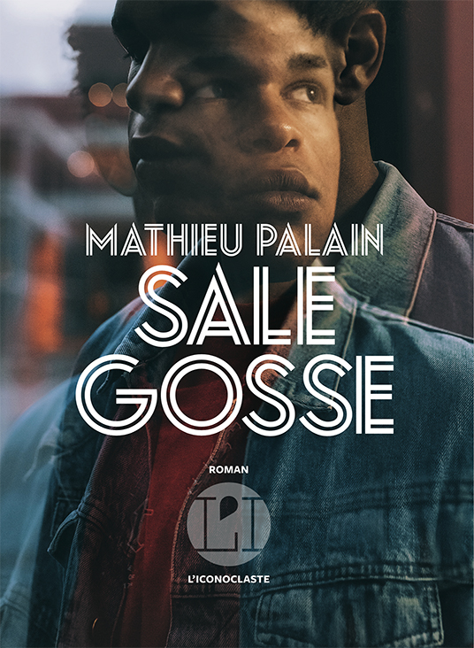 Sale gosse - Couverture