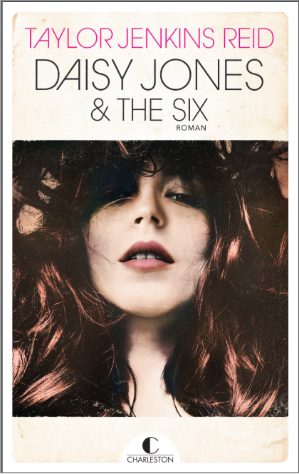 Daisy Jones & The Six - Couverture
