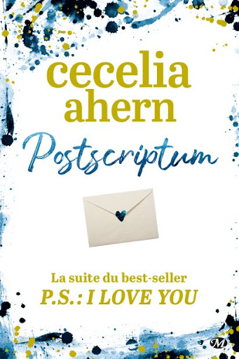 Postscriptum - Couverture