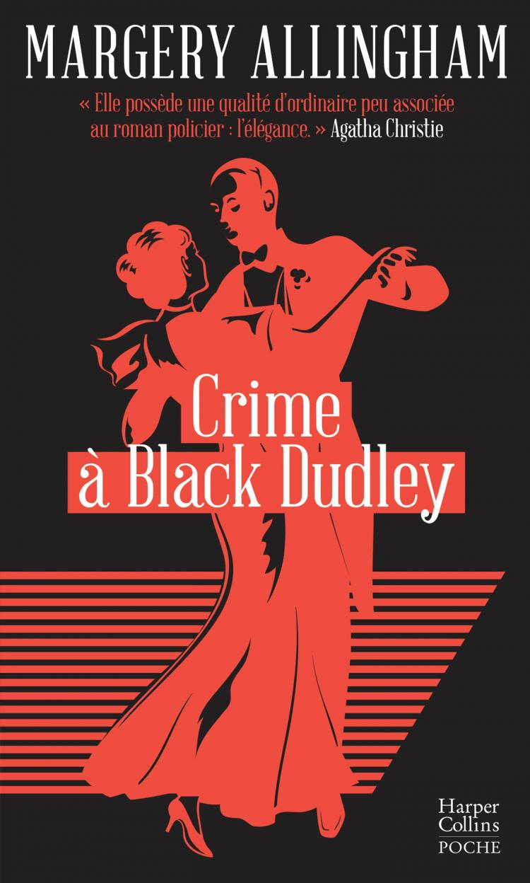 Crime à Black Dudley - Couverture