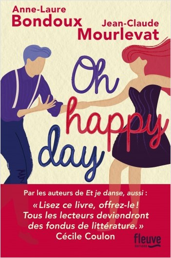 Oh happy day - Couverture