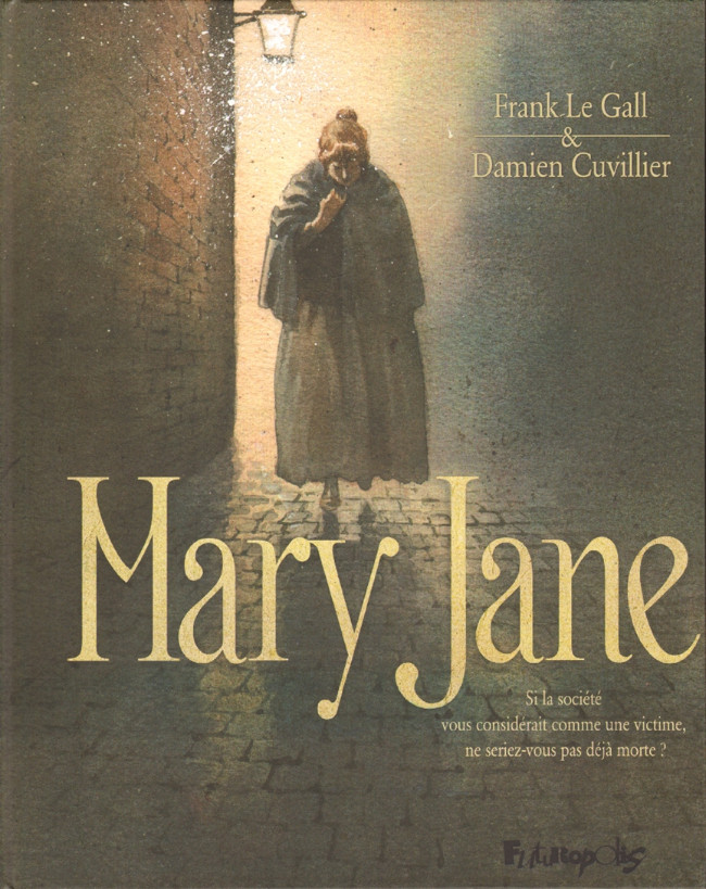 Mary Jane - Couverture