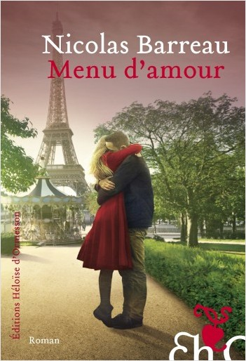 Menu d'amour - Couverture