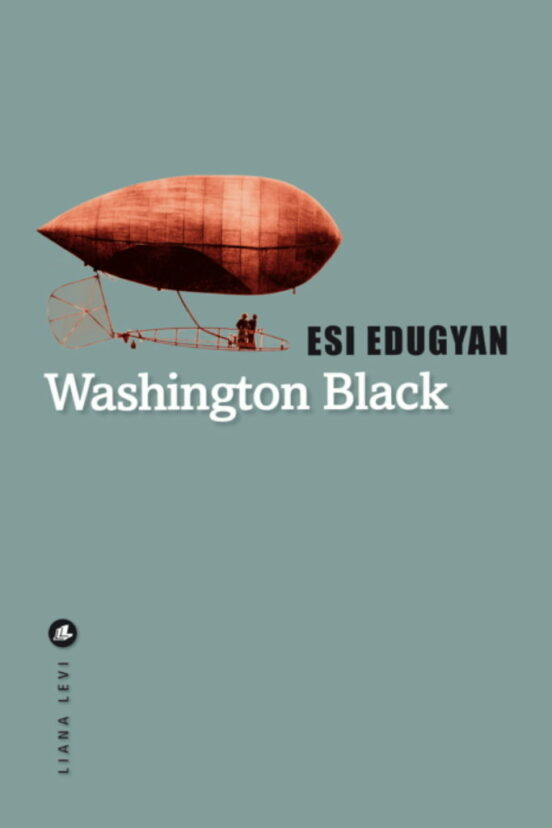 Washington Black - Couverture
