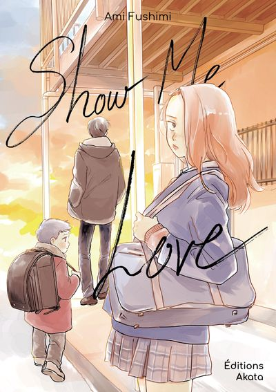 Show me love - Couverture