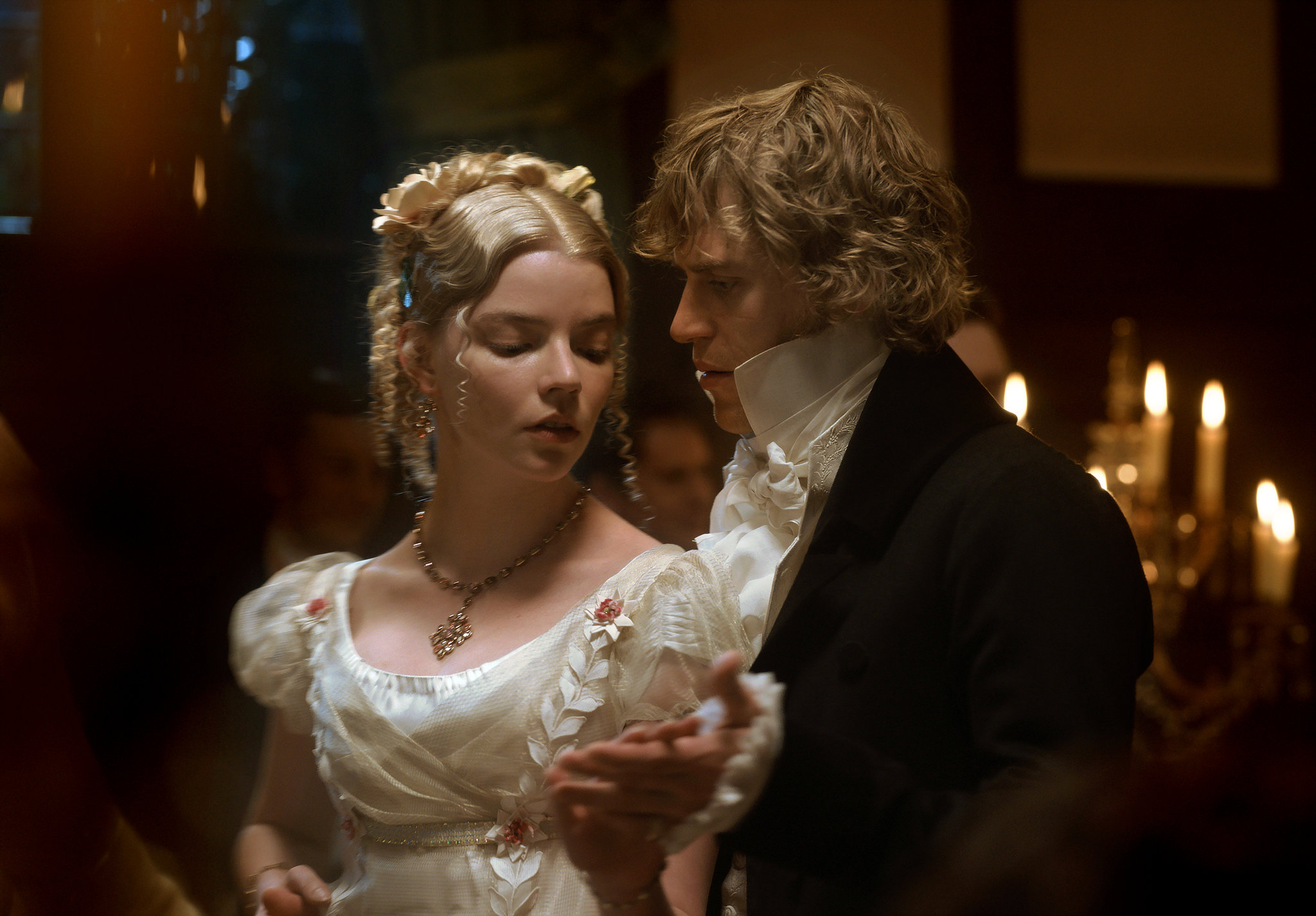Emma et Mr Knightley - Photo