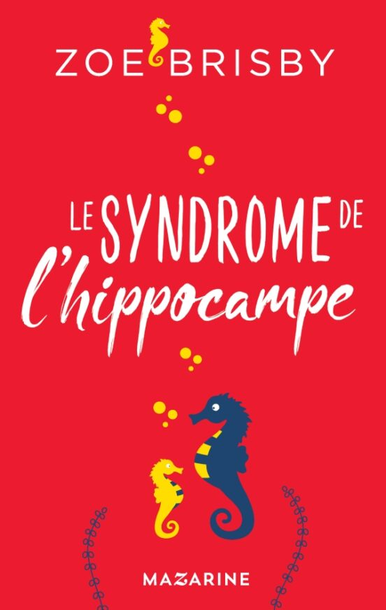 Le syndrome de l'hippocampe - Couverture