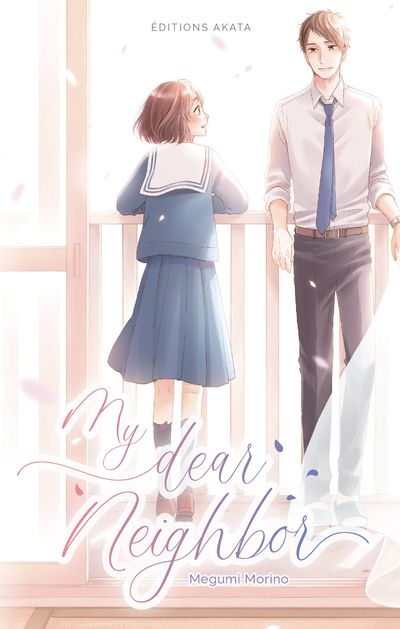 My dear neighbor - Couverture